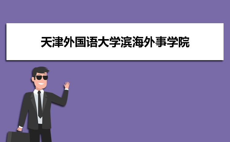 天津外国语大学滨海外事学院在广东的历年录取分数线及招生计划人数